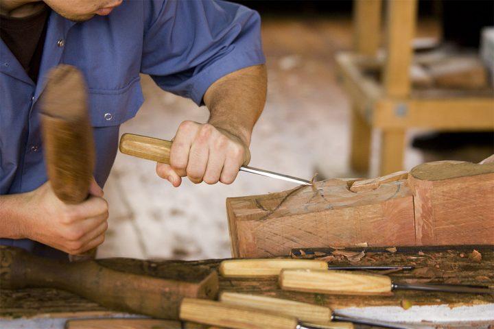 Le métier de l'ébéniste dans la construction et dans la rénovation